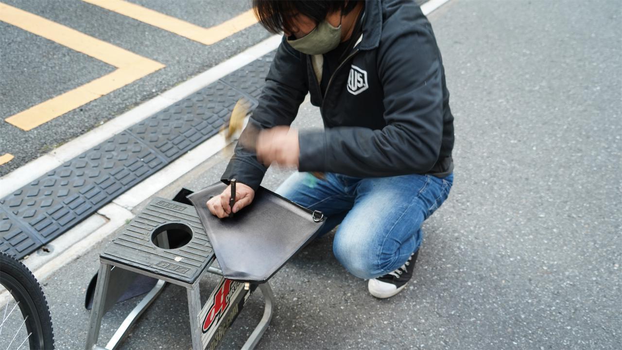 画像6: サイドバッグは本当にできるのか? フィッシュ&チップスを添えて