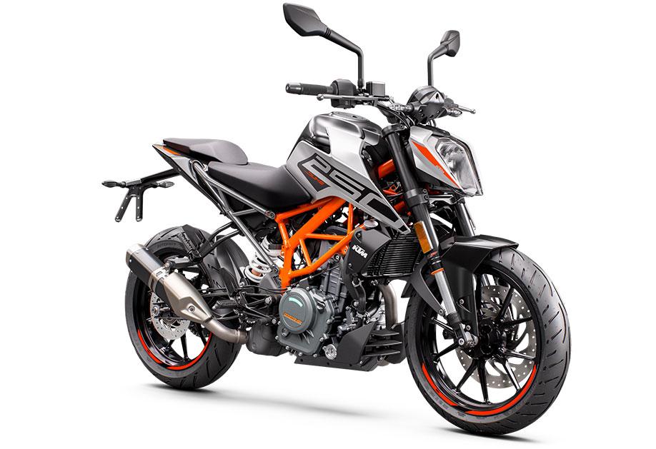 画像5: KTM「250 デューク」【1分で読める 2021年に新車で購入可能な250ccバイク紹介】