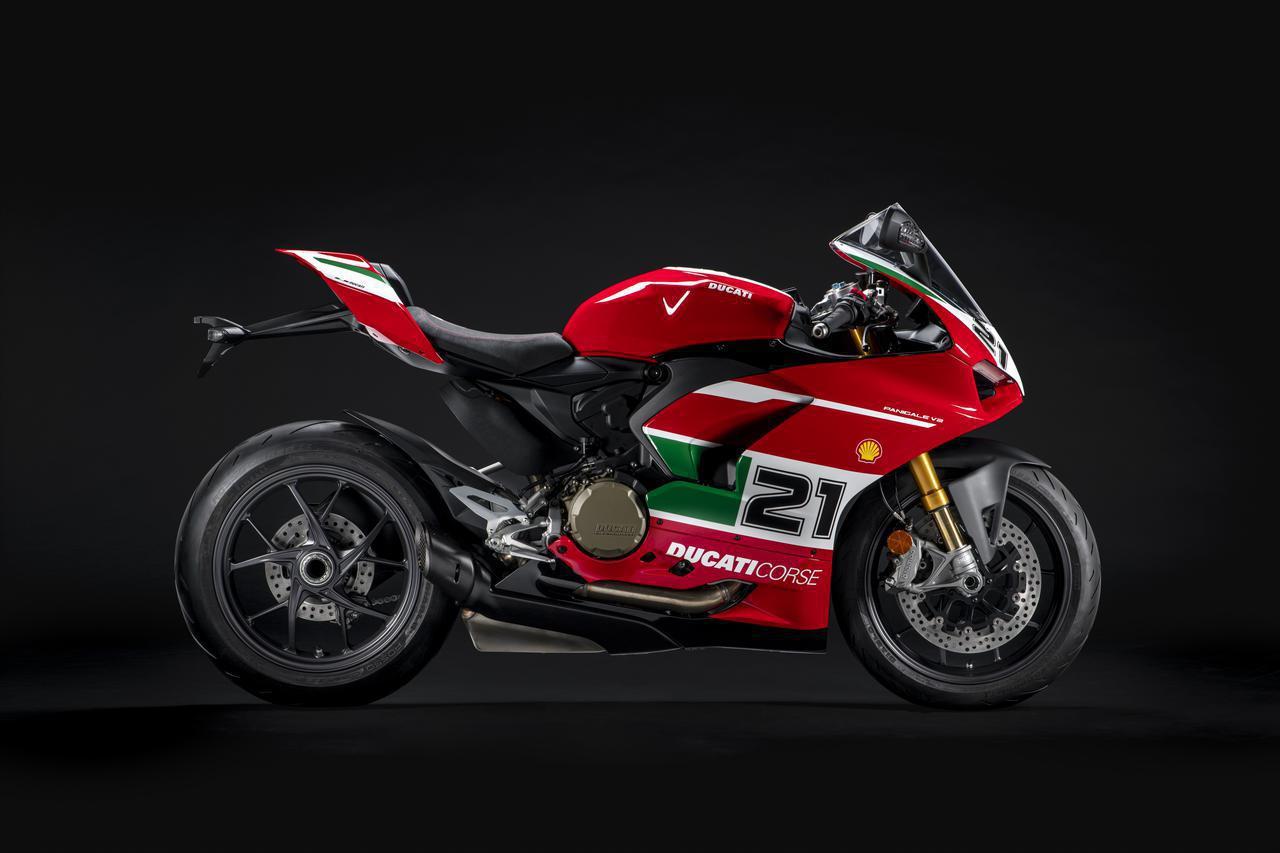 画像2: ドゥカティ「パニガーレV2 ベイリス1stチャンピオンシップ20周年記念モデル」登場! トロイ・ベイリスの偉業を称える最新スペシャルバージョン