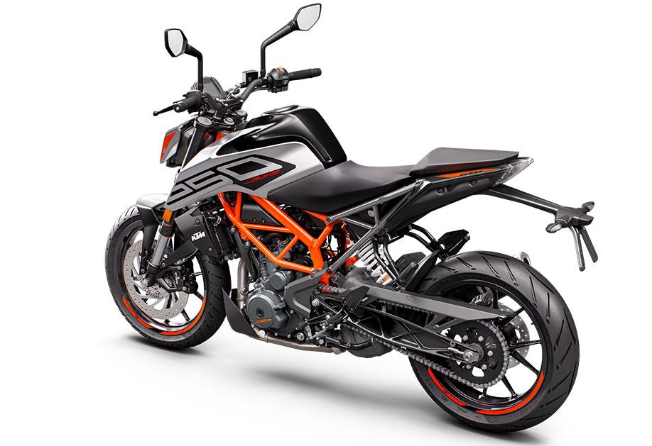 画像8: KTM「250 デューク」【1分で読める 2021年に新車で購入可能な250ccバイク紹介】