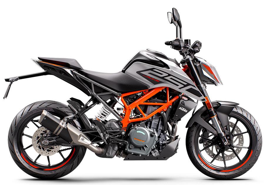 画像7: KTM「250 デューク」【1分で読める 2021年に新車で購入可能な250ccバイク紹介】