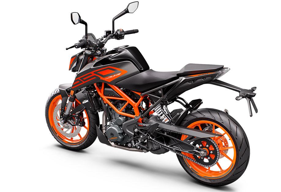 画像4: KTM「250 デューク」【1分で読める 2021年に新車で購入可能な250ccバイク紹介】