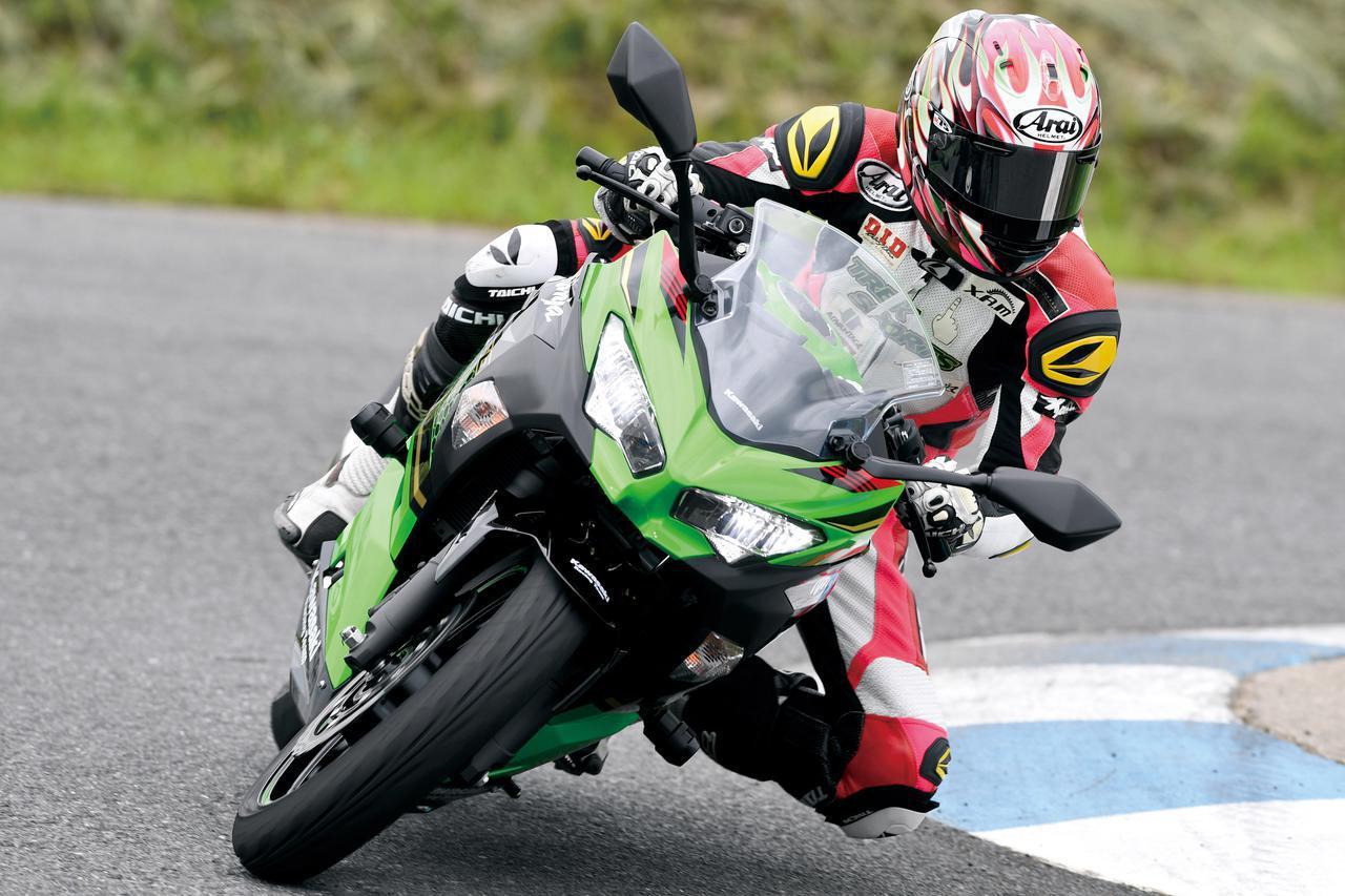 画像: チュートリアル福田充徳さんが250ccスポーツバイクを乗り比べ【カワサキ Ninja250 編】 - webオートバイ