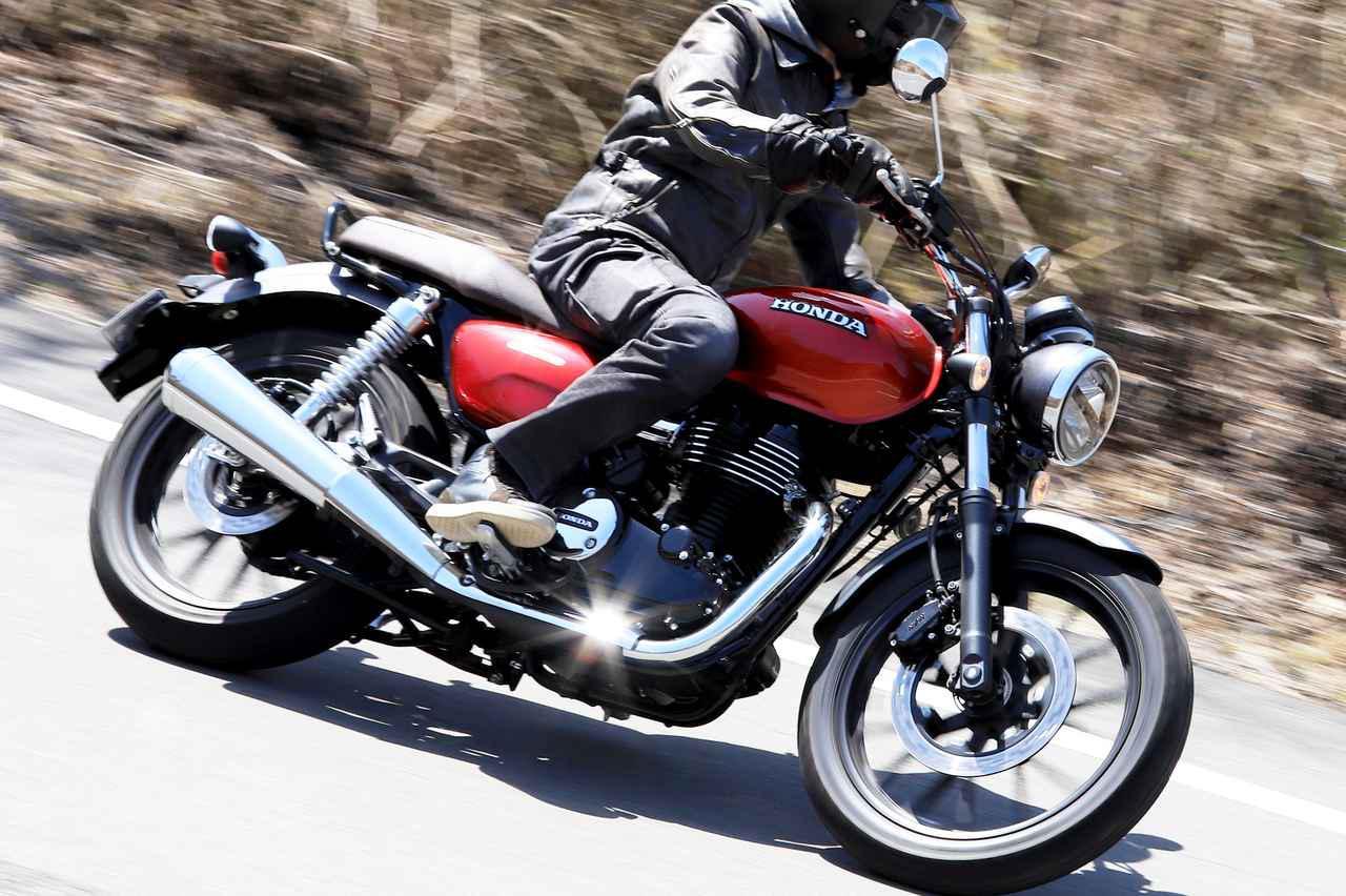 画像: ホンダ「GB350」は本当に安いのか? 400ccバイクの価格を考察(小松信夫) - webオートバイ