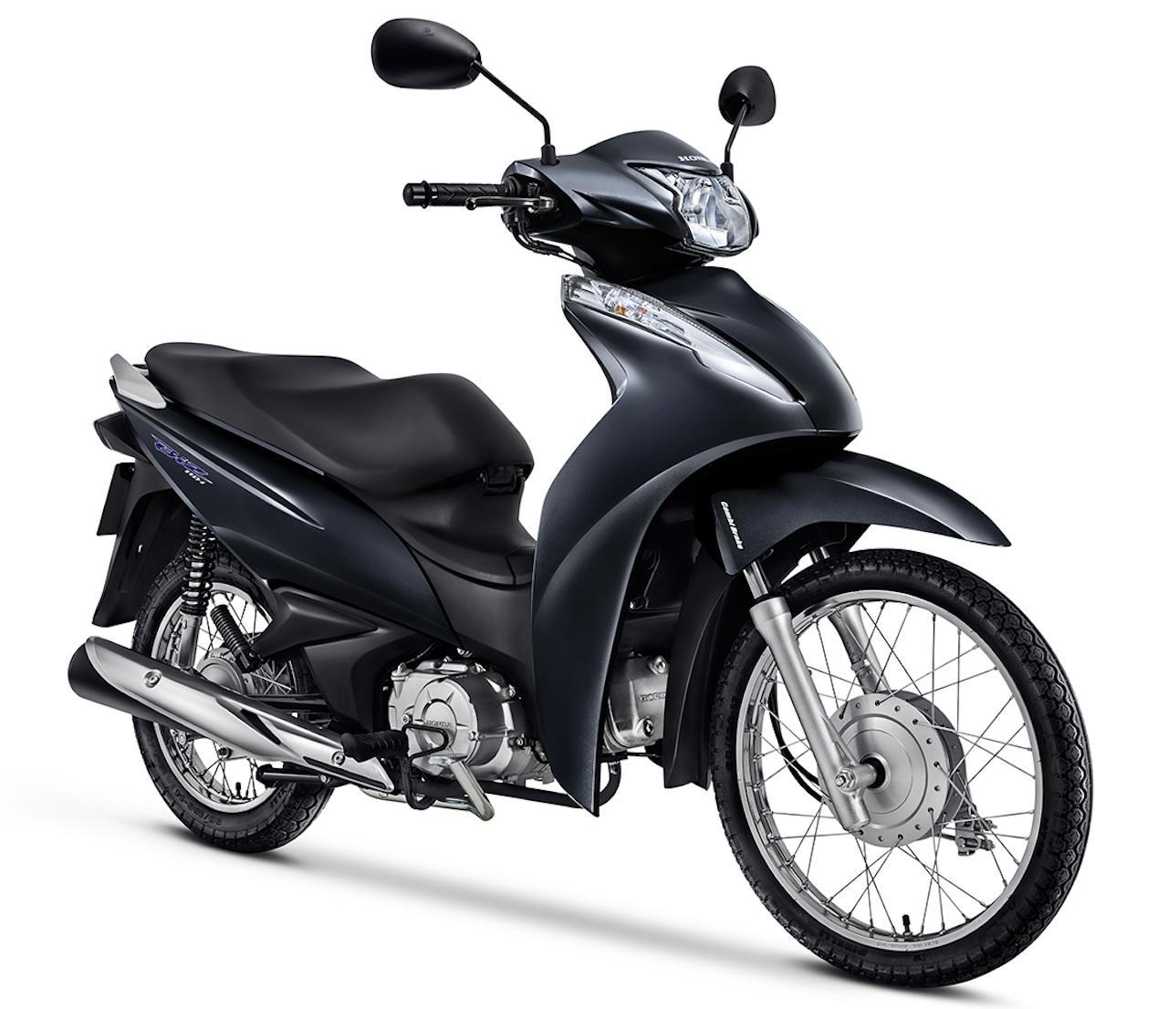 画像: Honda Biz110i
