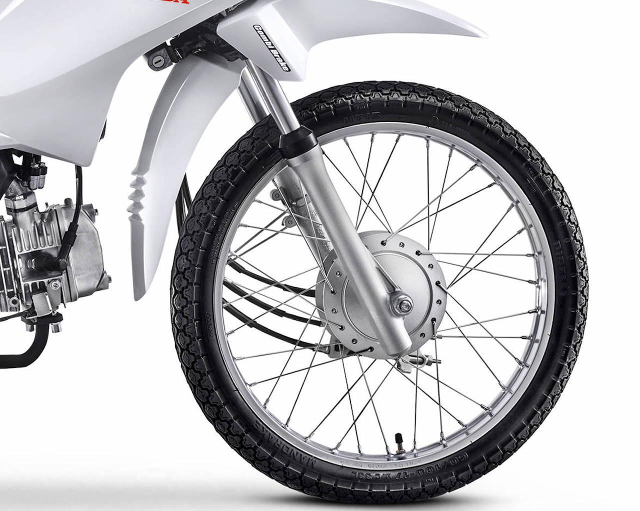 画像4: 東南アジアの製品とはまた異なるブラジルのアンダーボーン・バイク