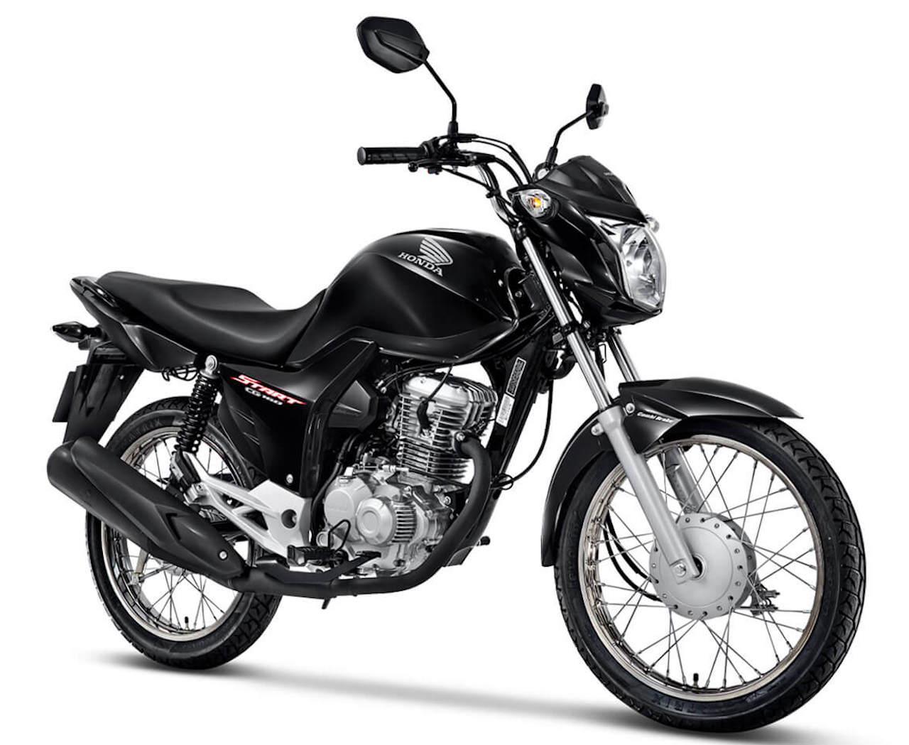 画像: Honda CG160 Start