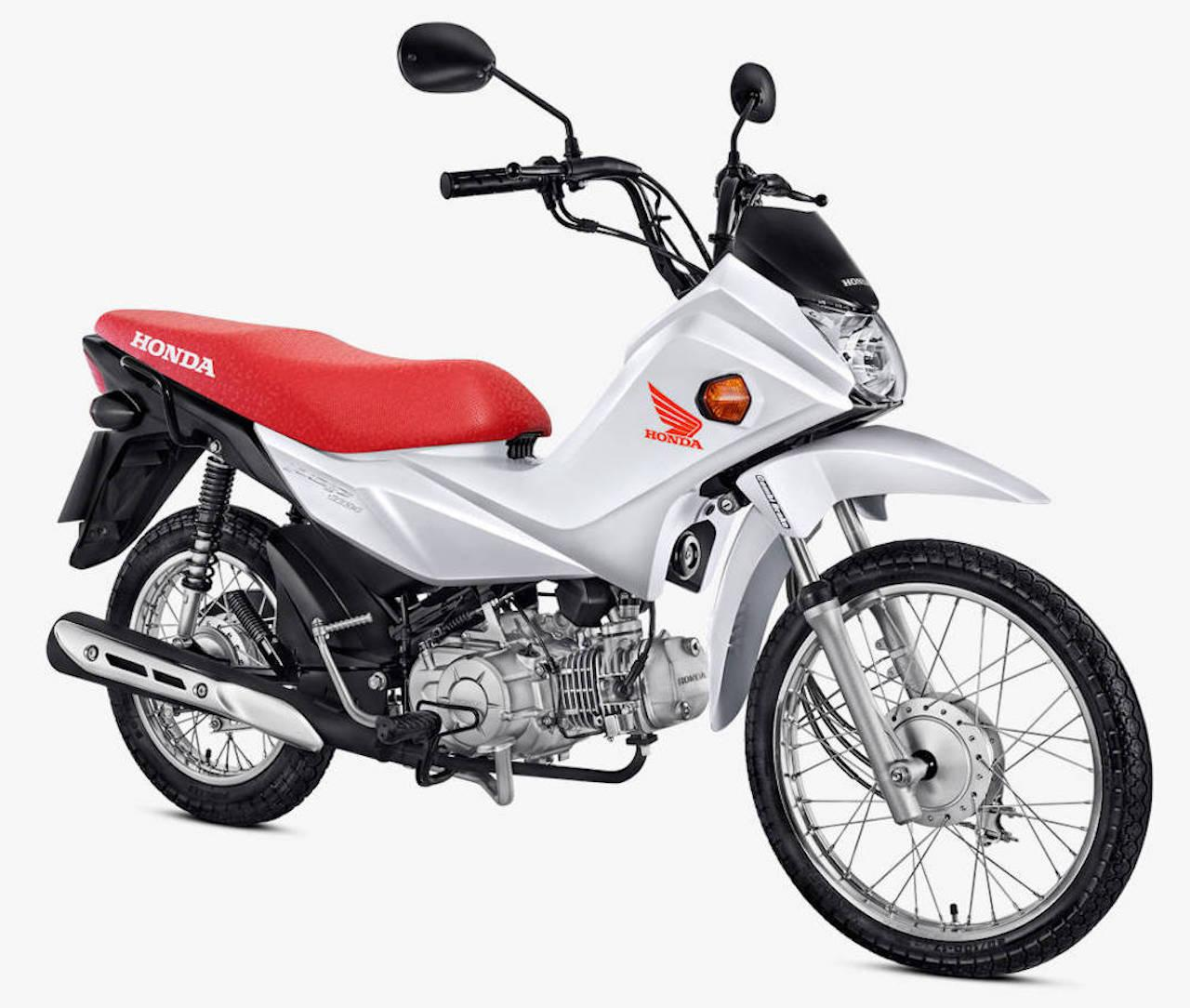 画像: Honda POP110i 総排気量:109cc エンジン形式:空冷4ストOHC2バルブ単気筒 シート高:749mm 乾燥重量:87kg