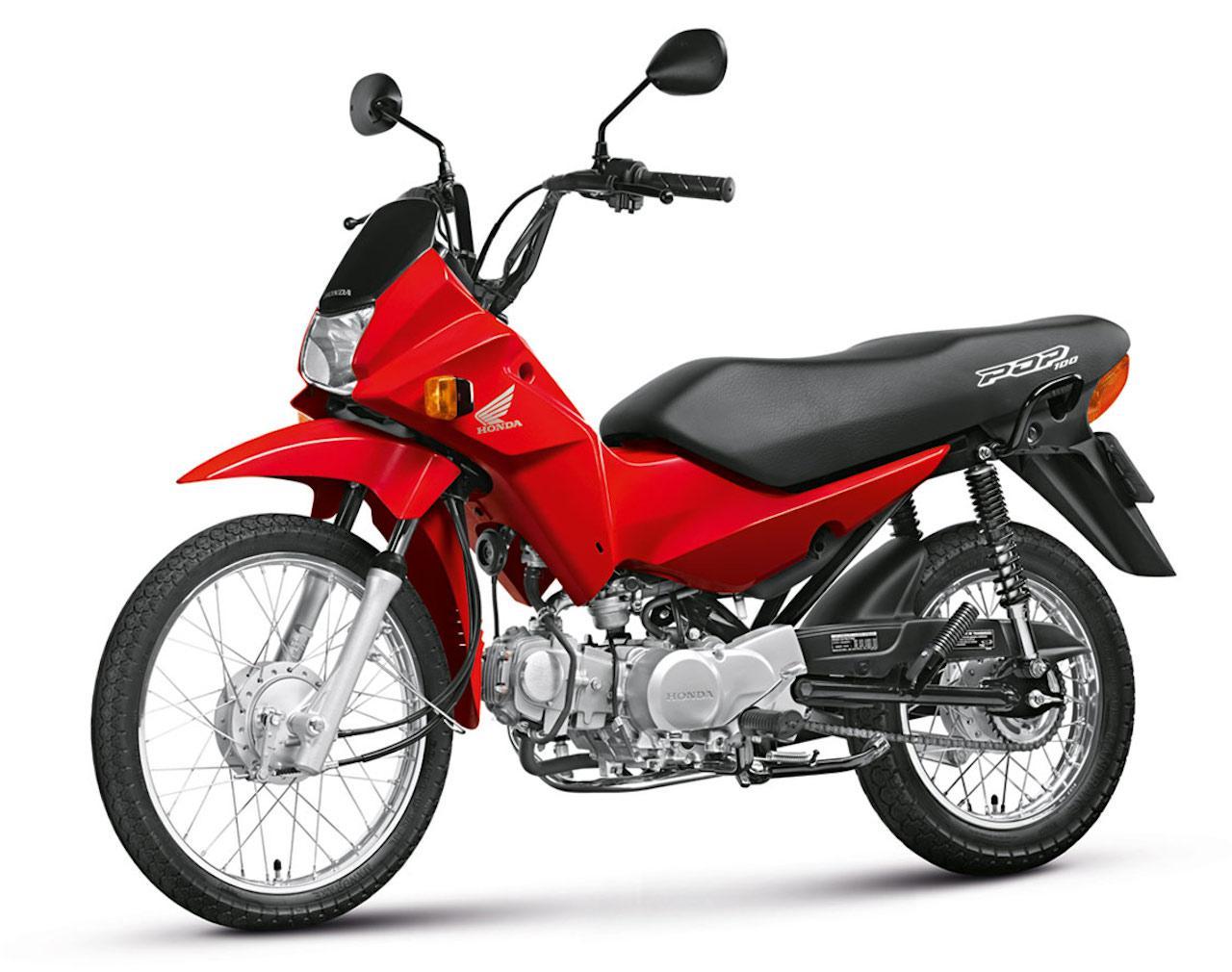 画像: Honda POP100