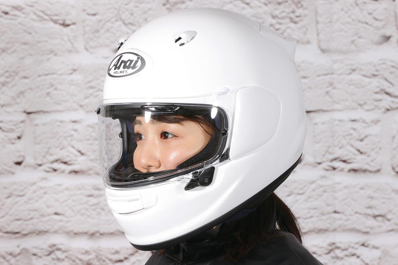 画像: 【詳しい解説はこちら!】アライヘルメット「アストロGX」をインプレ - webオートバイ