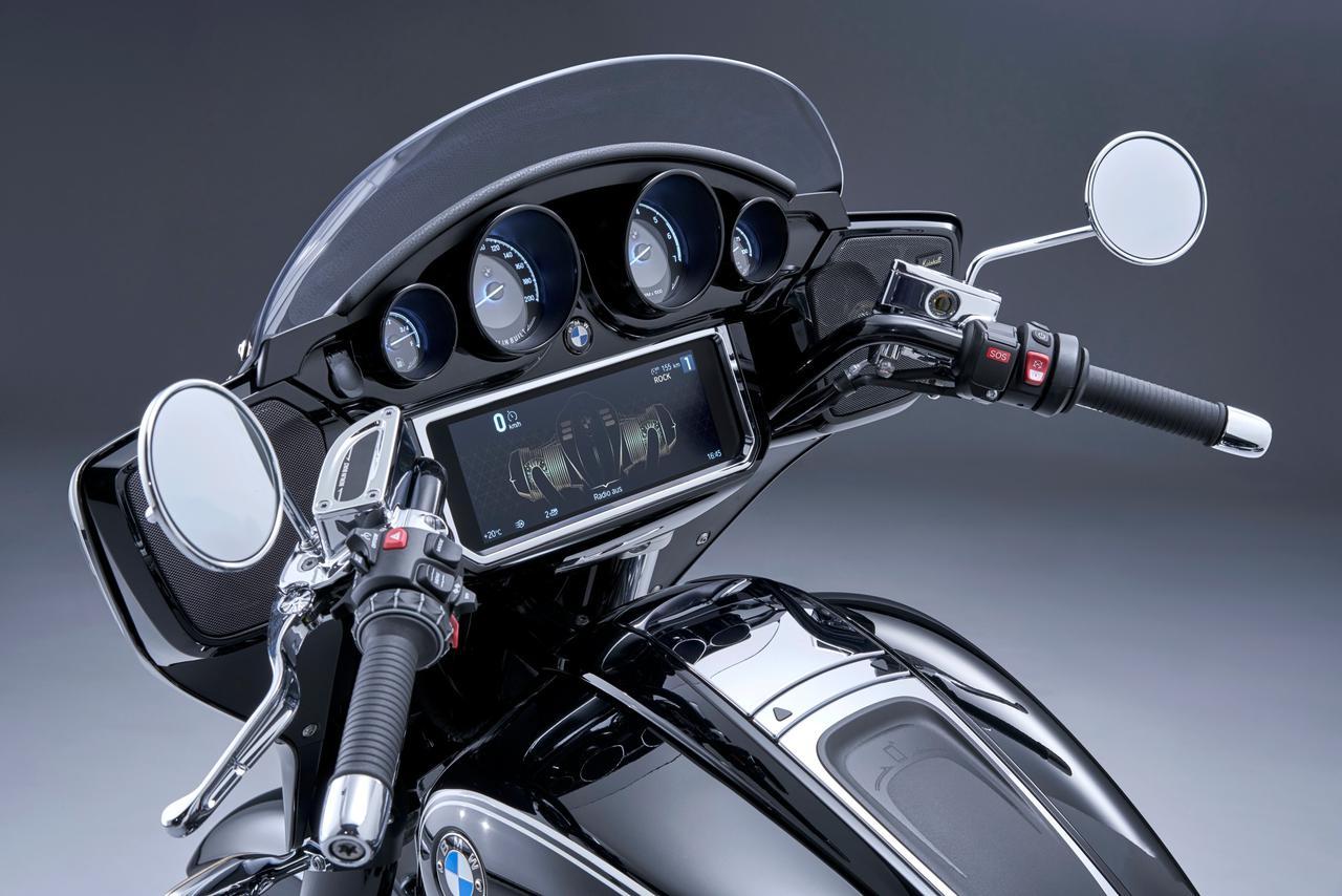 画像1: BMW「R18トランスコンチネンタル」「R18B」の注目ポイント