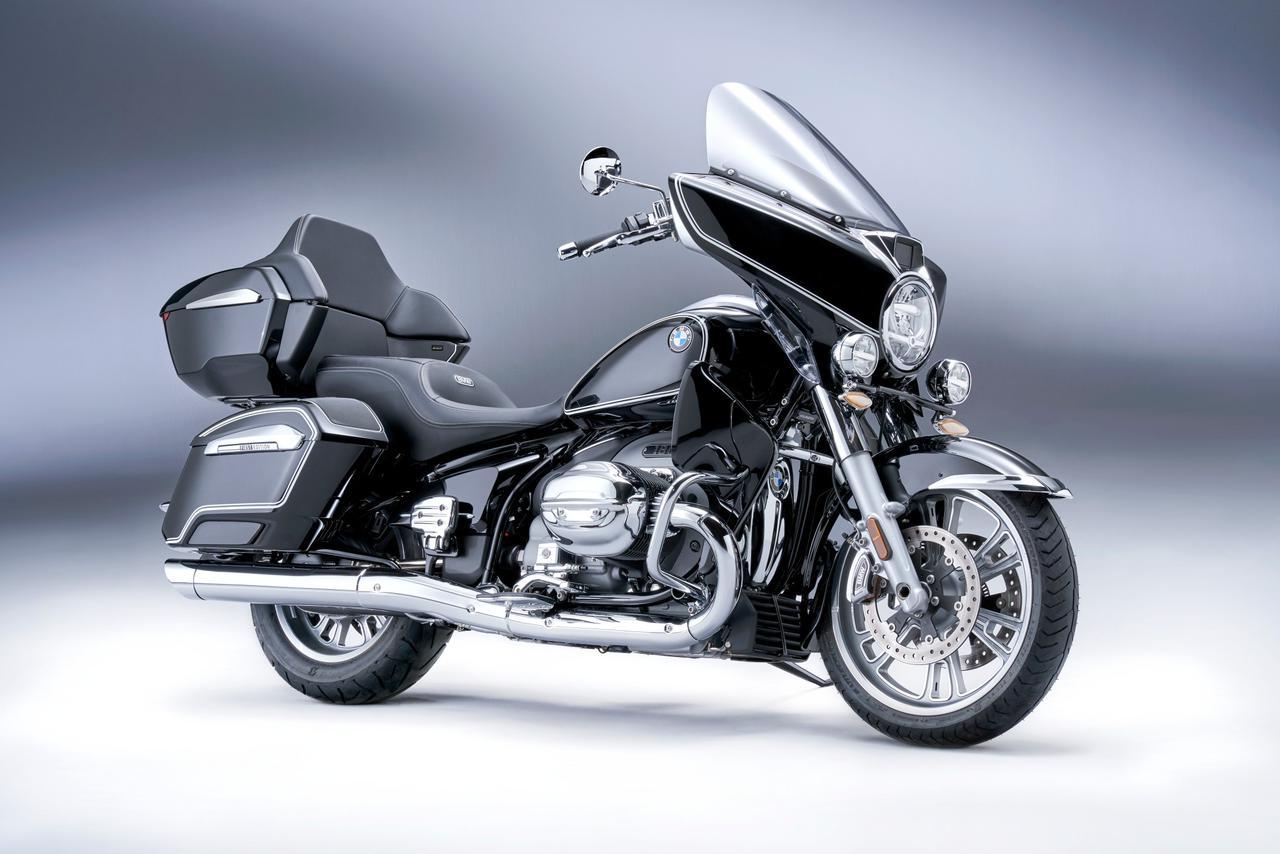画像: BMW R18 Transcontinental First Edition 総排気量:1801cc エンジン形式:空油冷4ストOHV4バルブ水平対向2気筒 シート高:740mm 車両重量:427kg 発売予定時期:2021年9月末 税込価格:未定