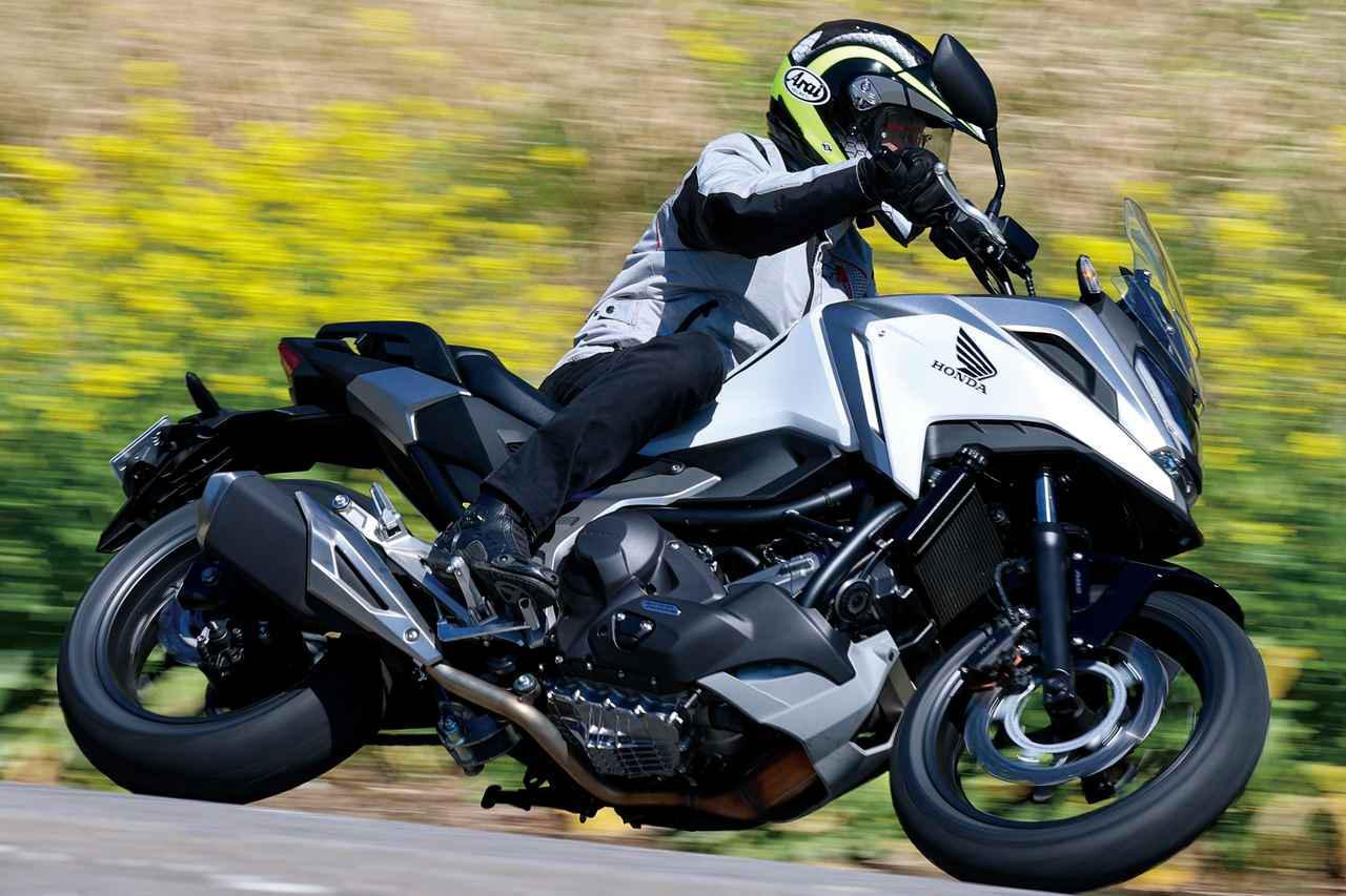 画像: 【インプレ】ホンダ新型「NC750X DCT」(2021年) - webオートバイ