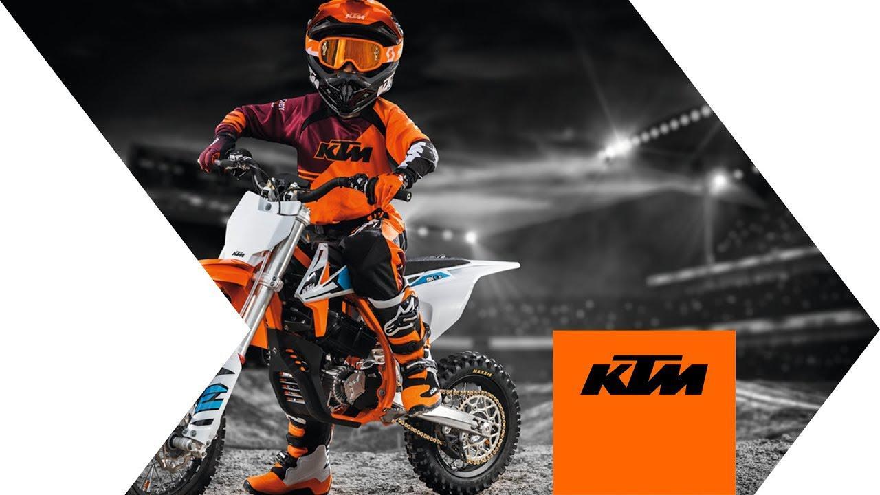 画像: 【動画】The NEW KTM SX-E 5 | The electric racing revolution begins www.youtube.com