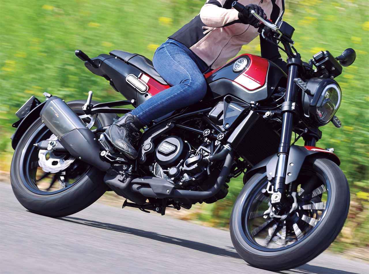 画像: 【インプレ】ベネリ「レオンチーノ250」(2021年) - webオートバイ