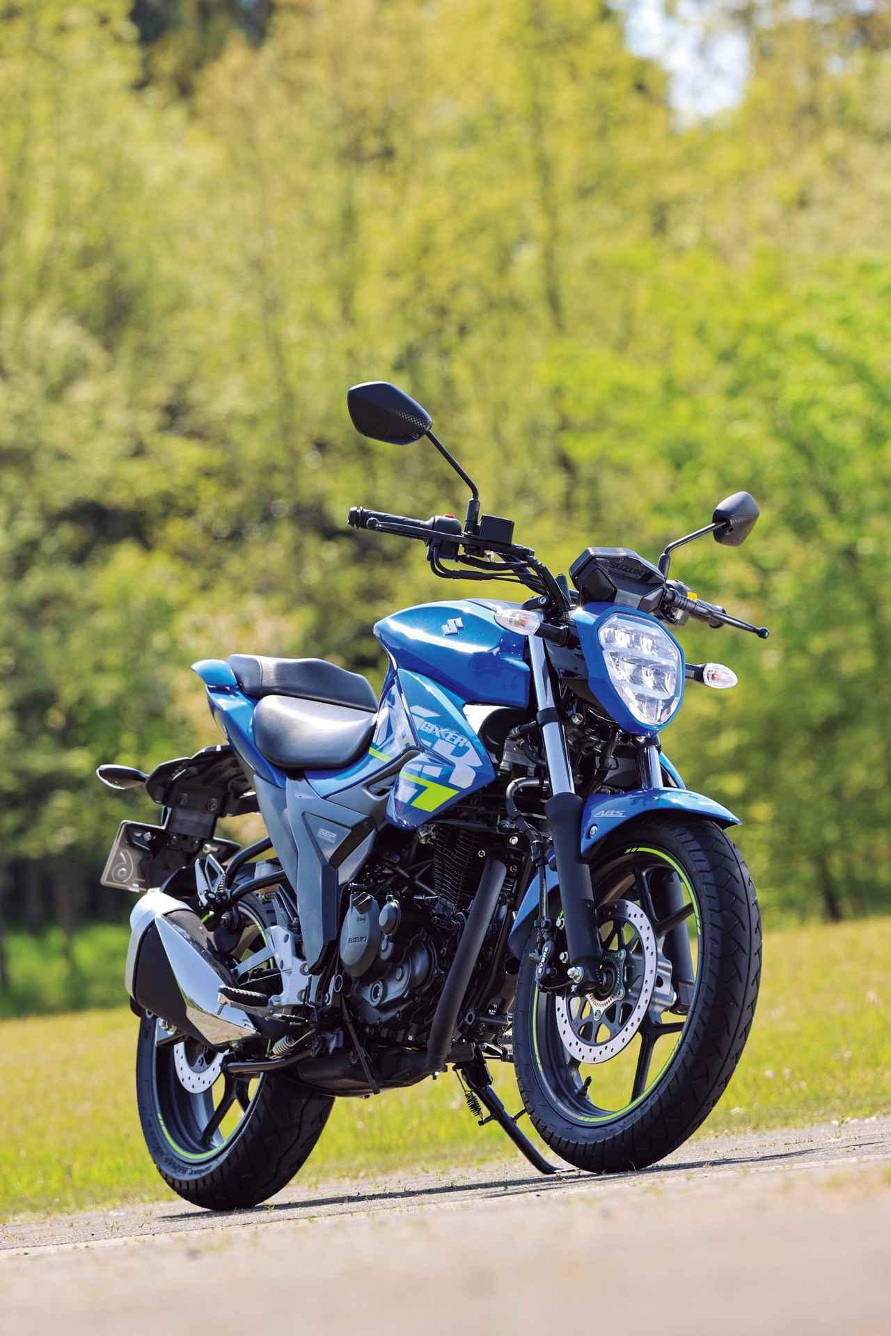 画像1: スズキ「ジクサー150」インプレ(2021年)軽快なフットワークでスポーツバイクの醍醐味を楽しめる!