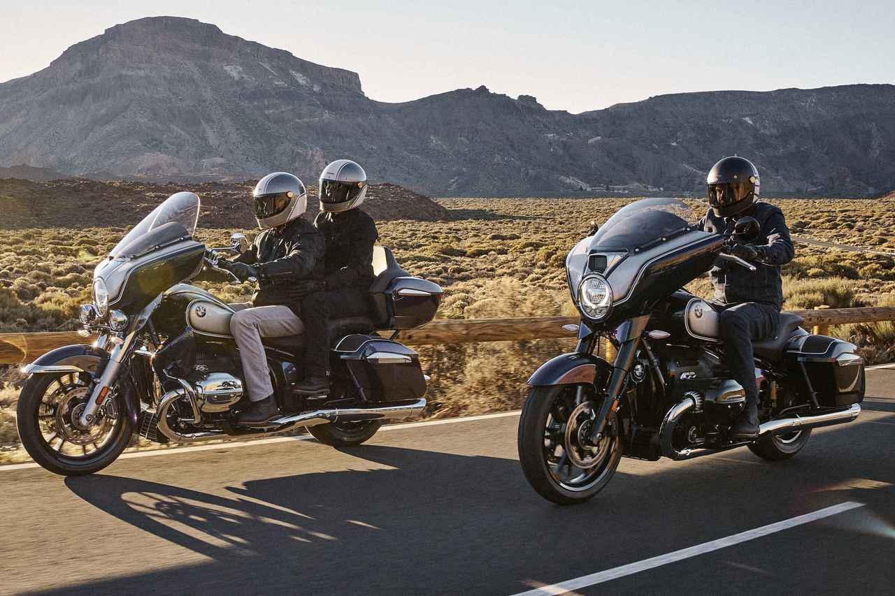 画像: 【ニュース】BMWが「R18トランスコンチネンタル」と「R18B」を発表 - webオートバイ
