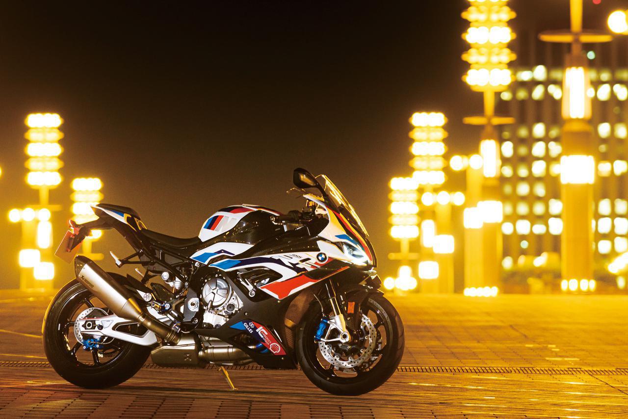 """画像: 【徹底解説】BMW「M1000RR」 BMWのバイクで初めて""""M""""の称号を冠した! - webオートバイ"""