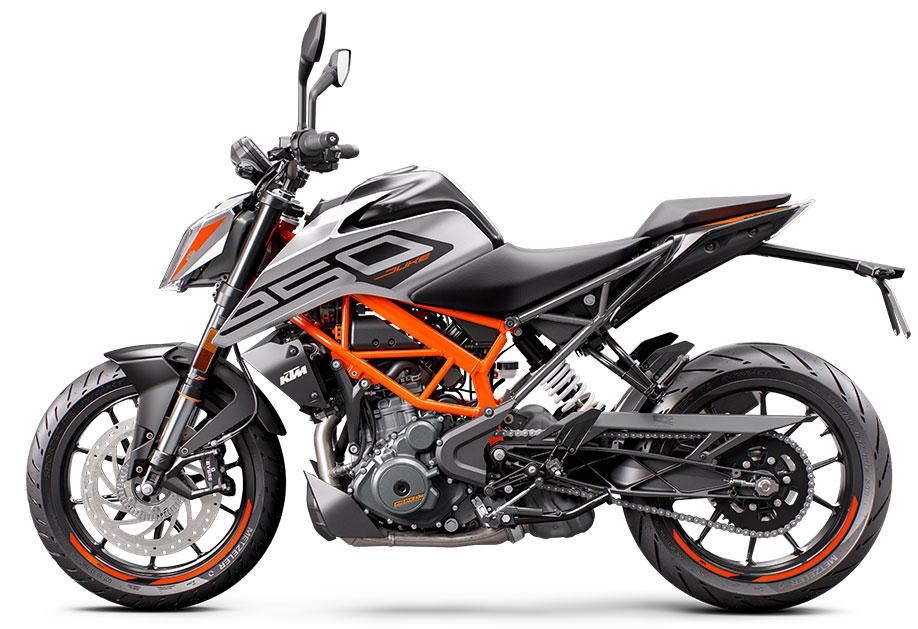 Images : 8番目の画像 - 【写真20枚】KTM「250 デューク」 - webオートバイ