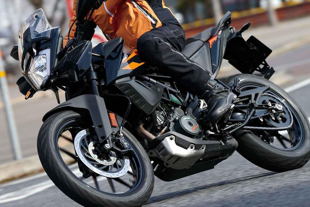 画像: 【インプレ】KTM「250アドベンチャー」(2021年) - webオートバイ