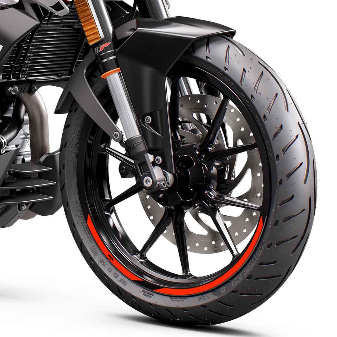 Images : 14番目の画像 - 【写真20枚】KTM「250 デューク」 - webオートバイ