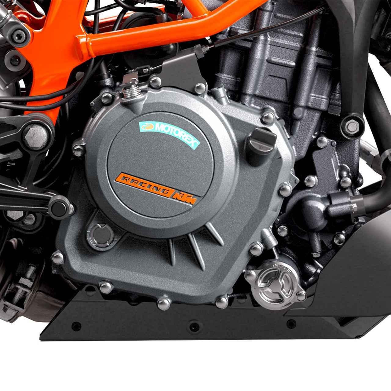 Images : 10番目の画像 - 【写真20枚】KTM「250 デューク」 - webオートバイ
