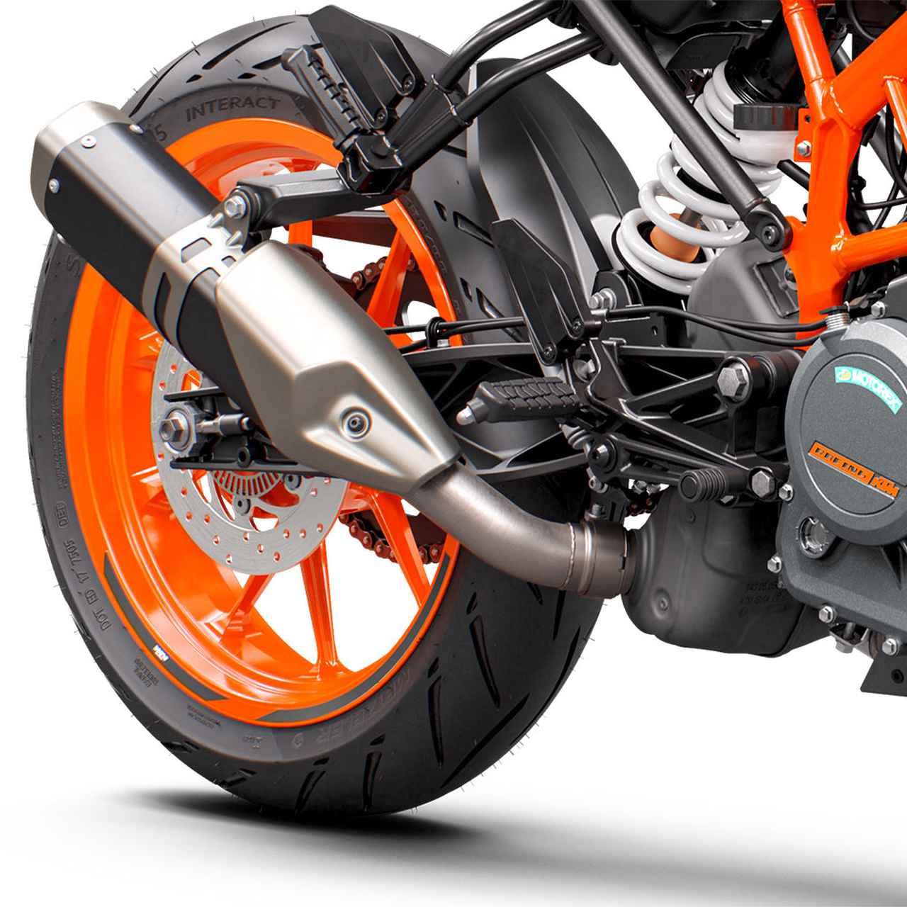Images : 13番目の画像 - 【写真20枚】KTM「250 デューク」 - webオートバイ