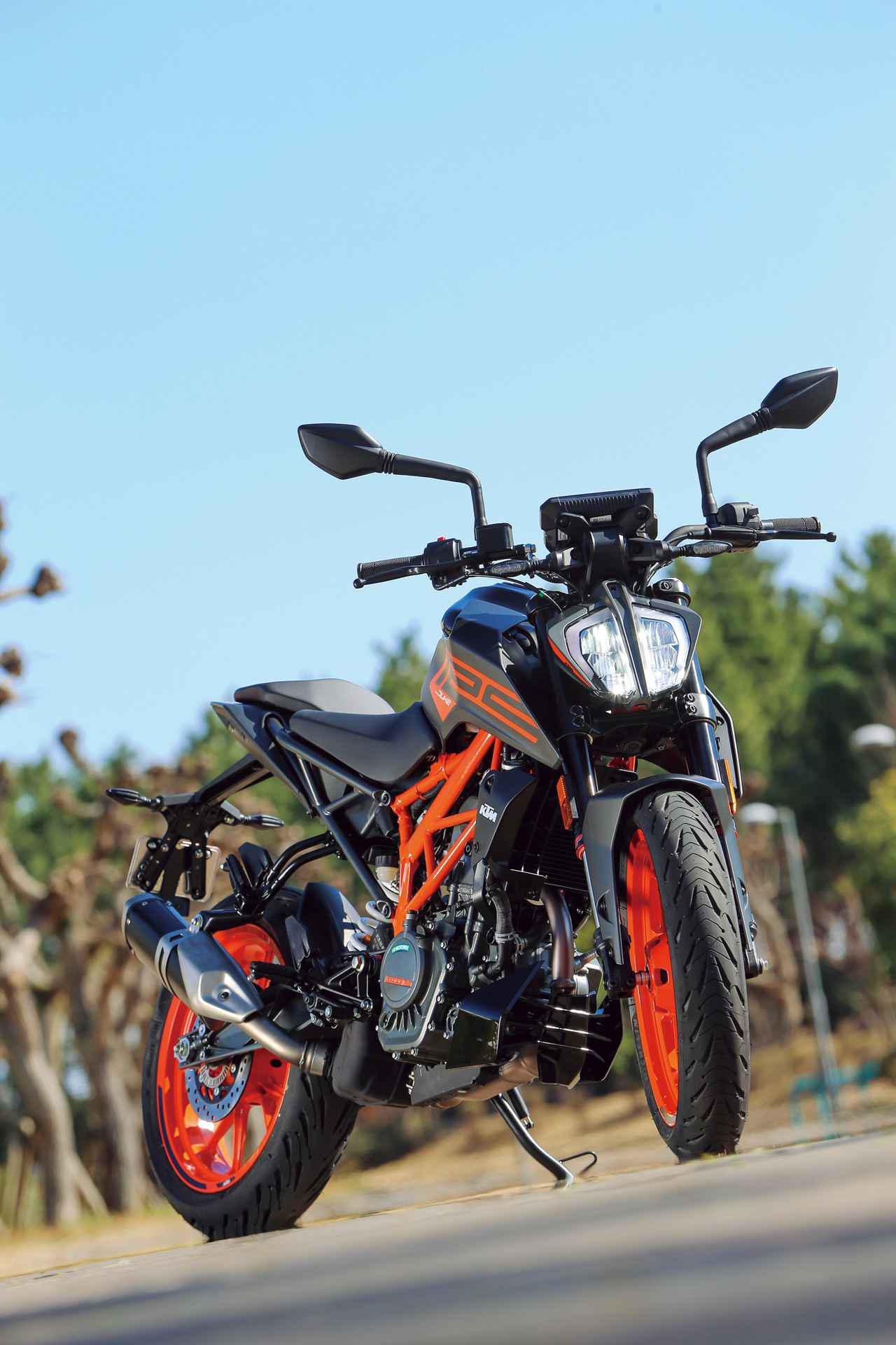 画像2: KTM「125 DUKE」サーキットインプレ(福田充徳)