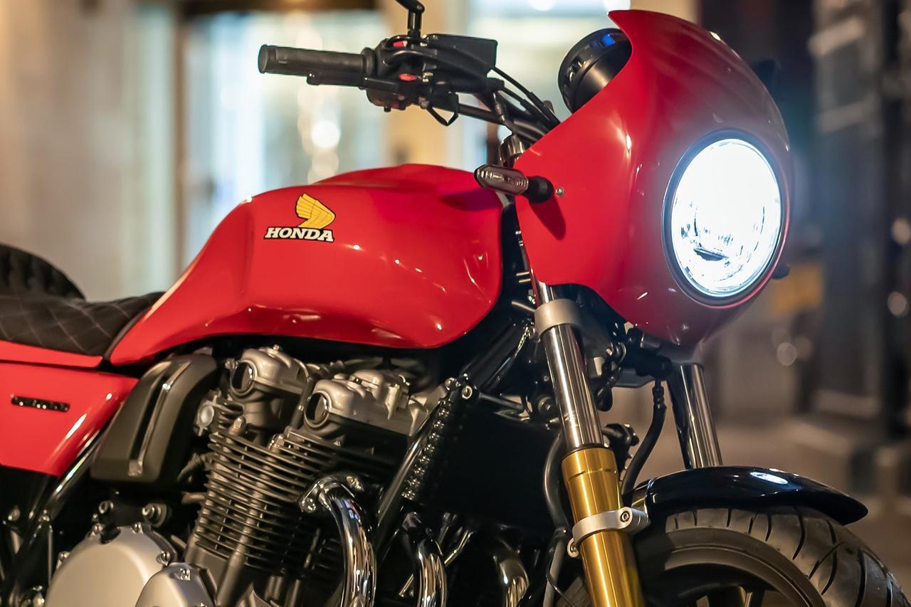画像: ▶▶▶「5Four」のカスタムは過去にも登場! ホンダ「CB1100RS 5Four」 - webオートバイ