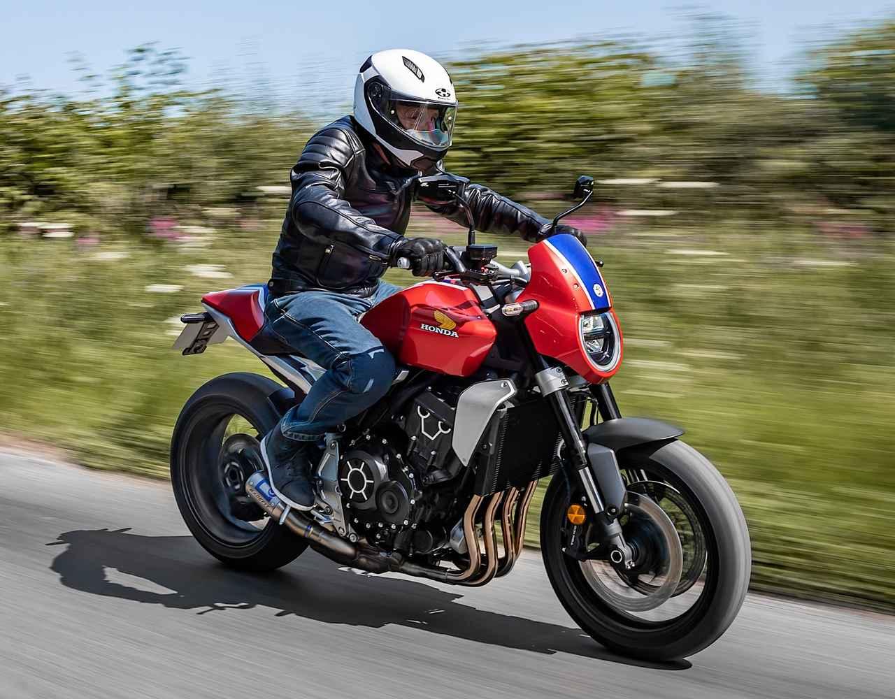 画像: Honda CB1000R 5Four 海外仕様・2021年モデル