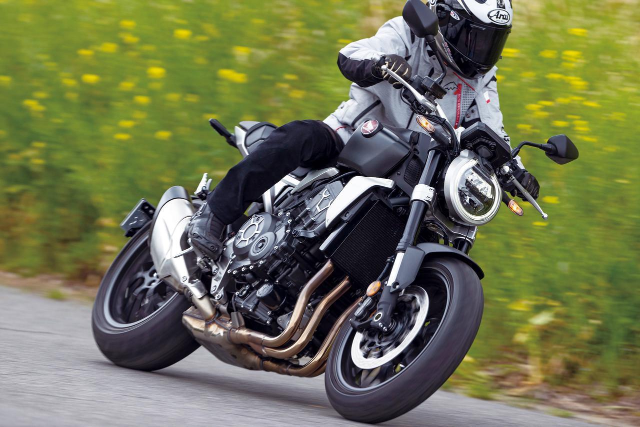 画像: 【インプレ】ホンダ「CB1000R」(2021年) - webオートバイ