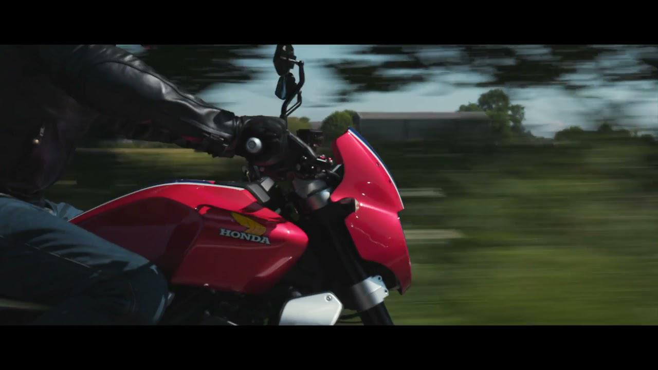 画像: 【動画】2021 Honda CB1000R 5Four www.youtube.com