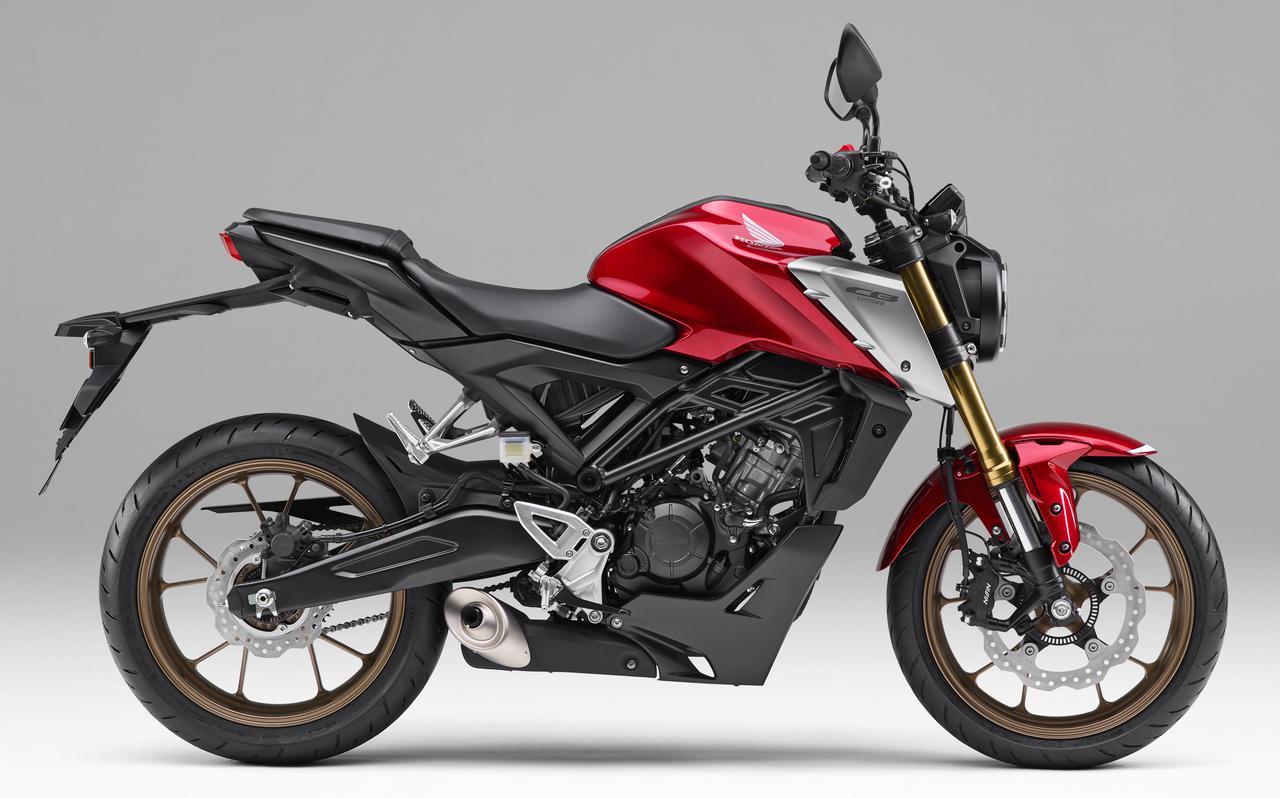 画像3: チュートリアル福田充徳さんが原付二種スポーツバイクを比較 スズキ「GSX-R125」KTM「125 DUKE」ホンダ「CB125R」