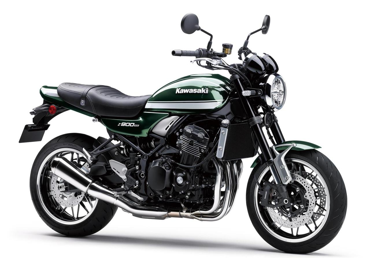 Images : 3番目の画像 - 【写真6枚】カワサキ「Z900RS」2022年・欧州仕様 - webオートバイ