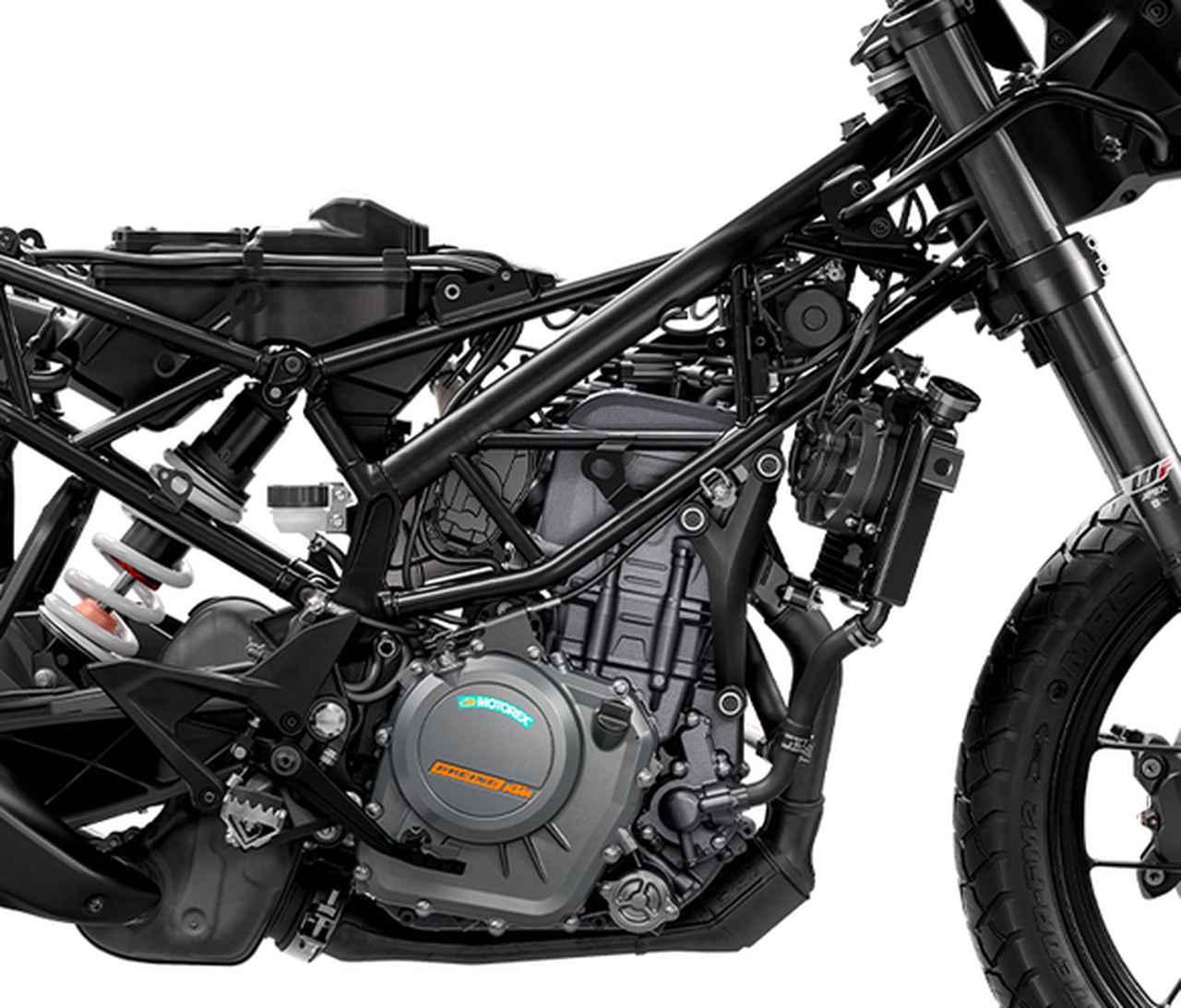 Images : 3番目の画像 - 【写真20枚】KTM「250アドベンチャー」 - webオートバイ