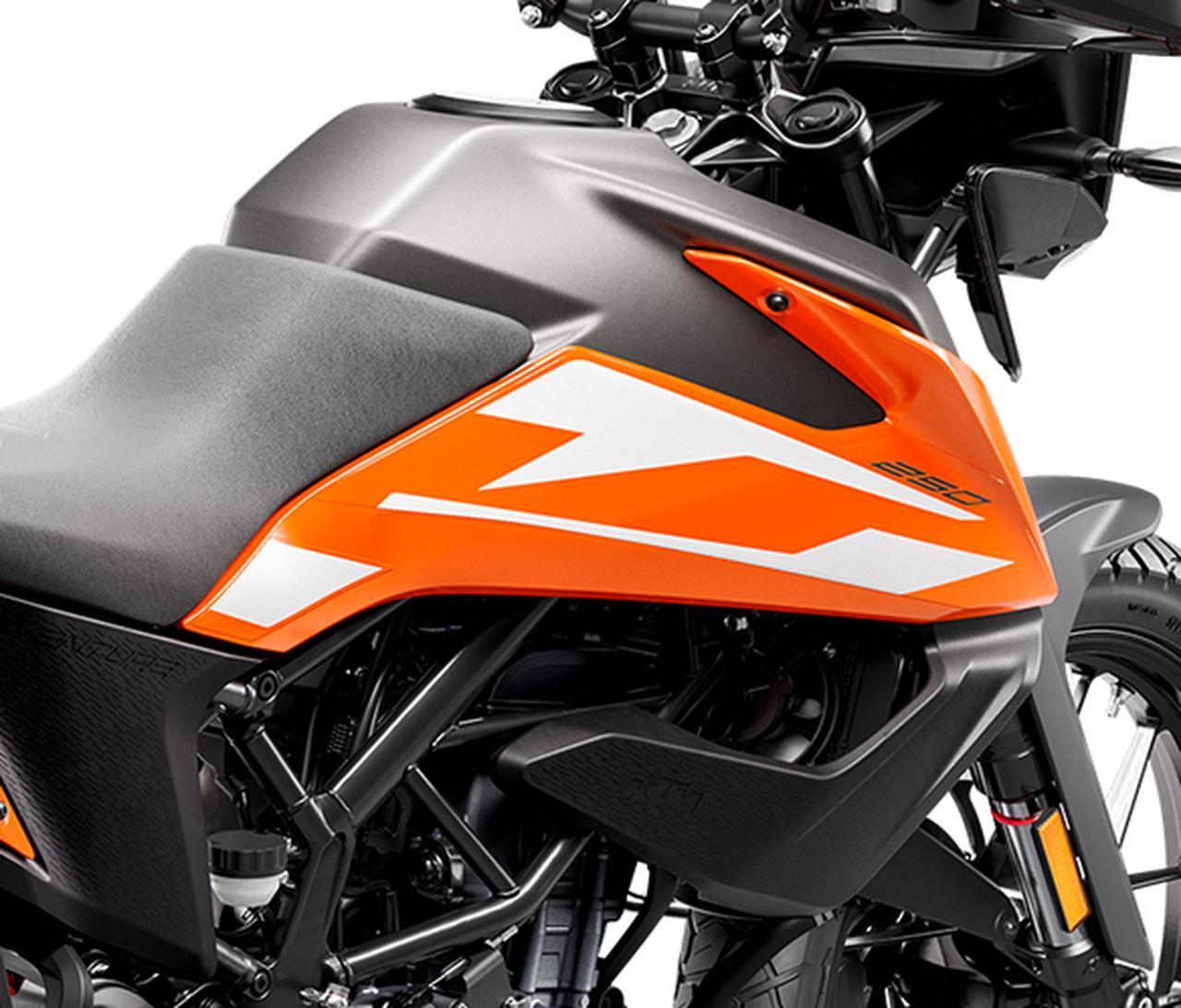Images : 17番目の画像 - 【写真20枚】KTM「250アドベンチャー」 - webオートバイ