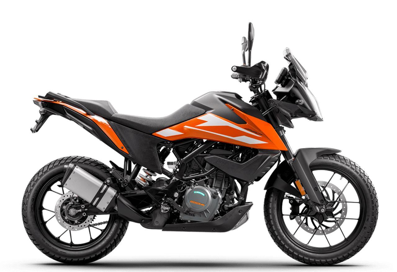 Images : 1番目の画像 - 【写真20枚】KTM「250アドベンチャー」 - webオートバイ