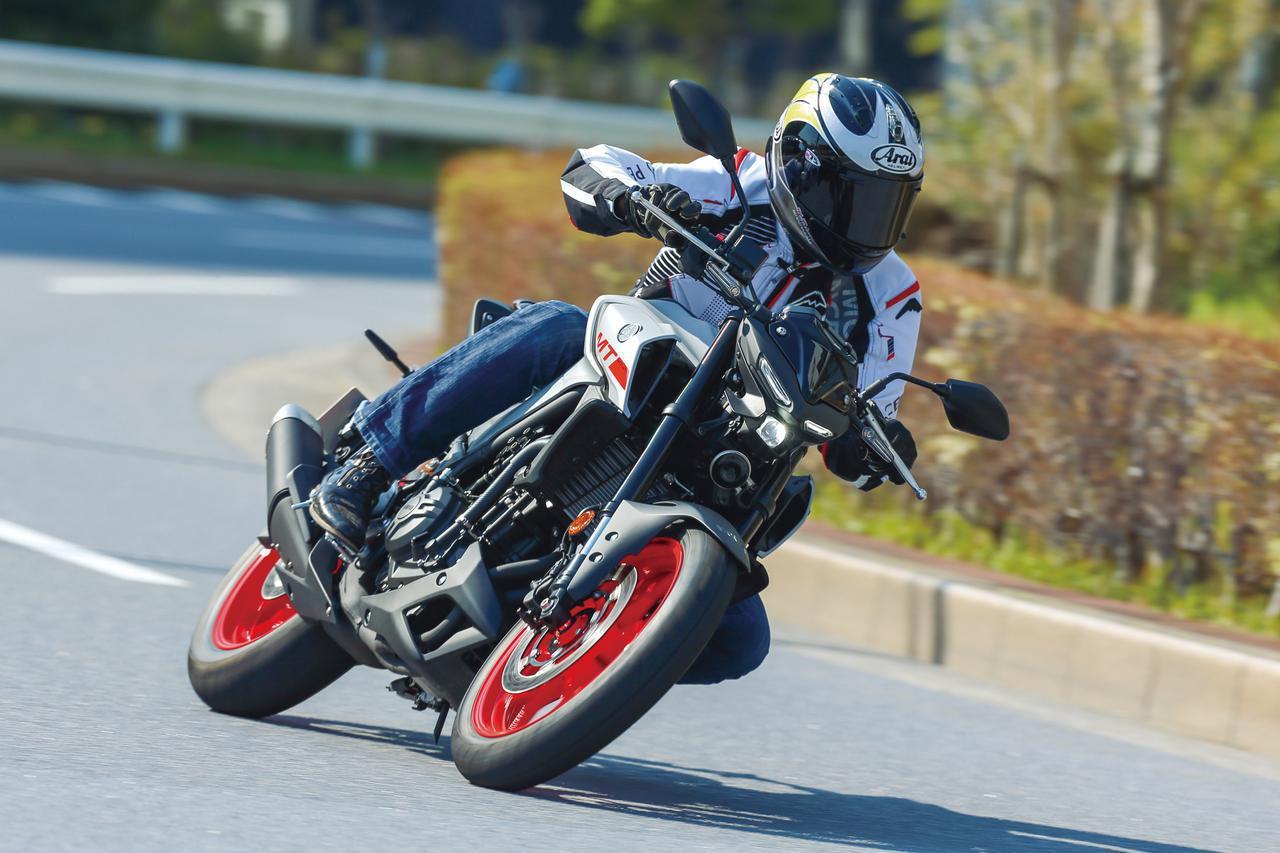 画像: 【インプレ】ヤマハ「MT-25 ABS」(2021年)- webオートバイ