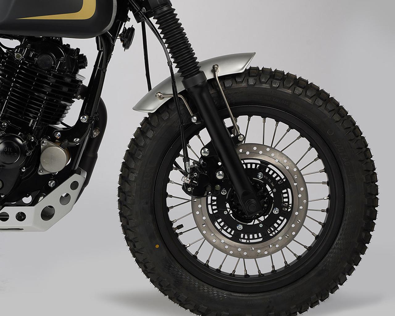 Images : 4番目の画像 - 【写真12枚】マットモーターサイクルズ「アキタ250」 - webオートバイ
