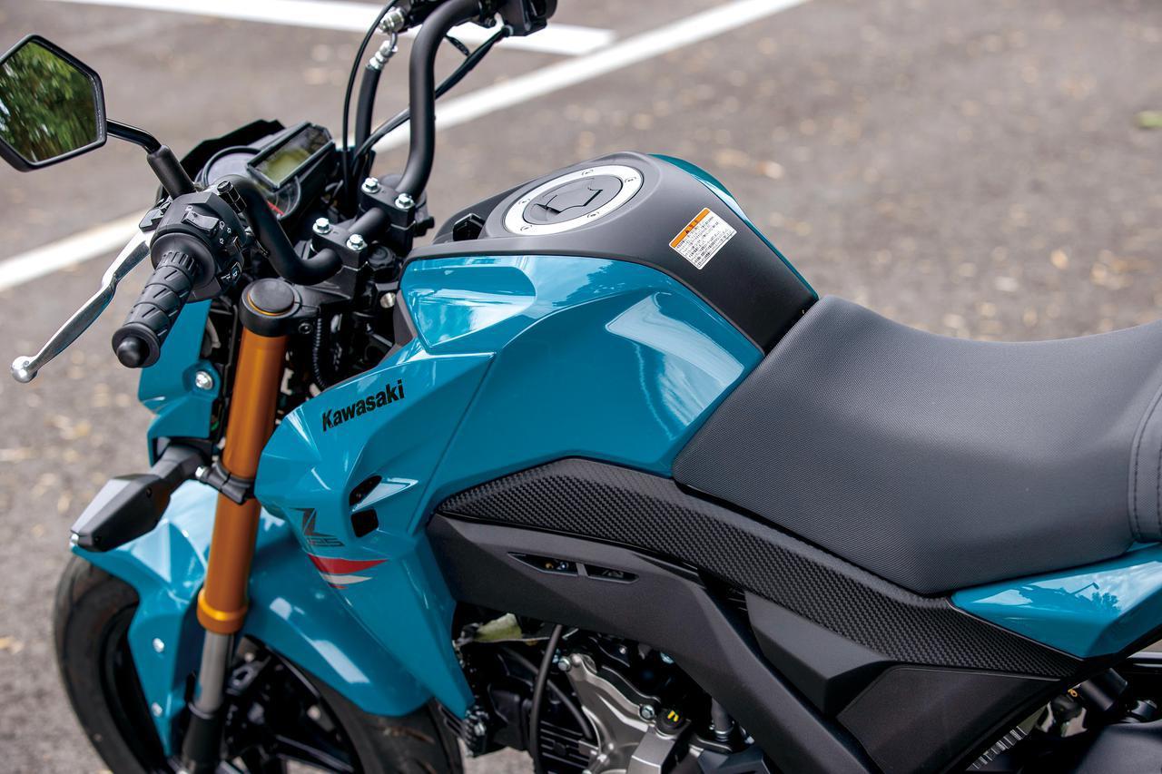 画像: フレームのように見えるフレームカバーとシュラウド形状デザインでZシリーズのスタイリッシュさを演出。