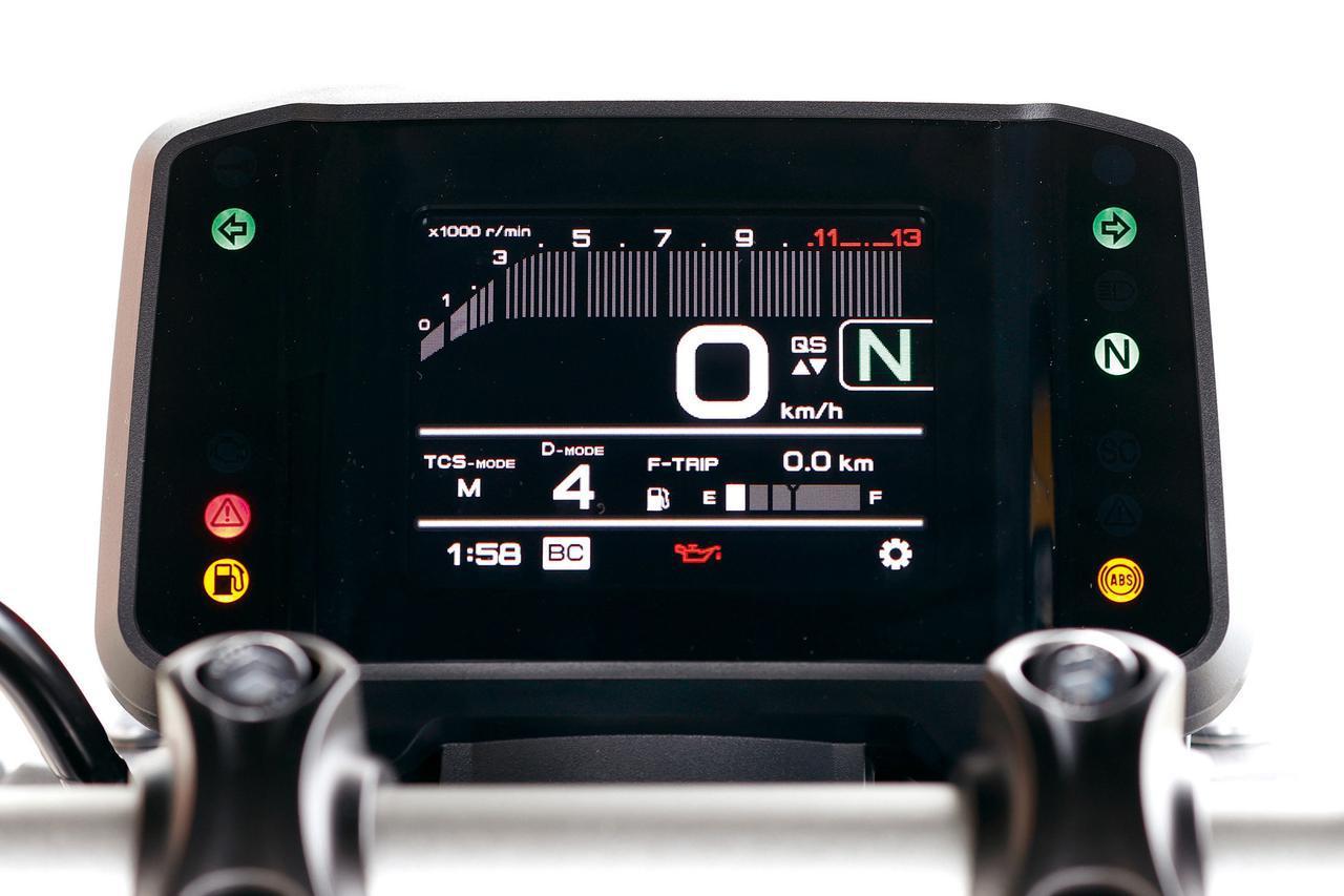 画像1: MT-09・Z900・GSX-S750|メーター・電子制御装備チェック