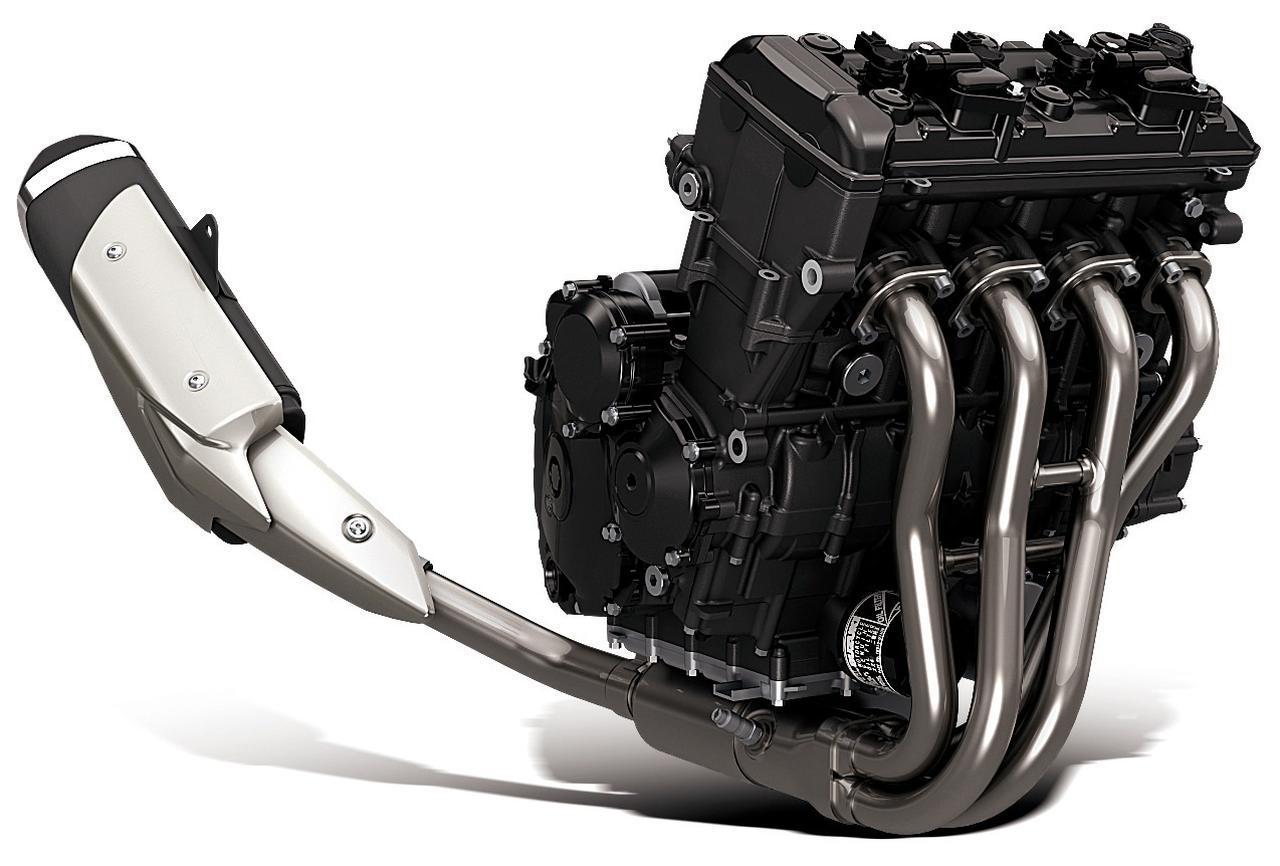 画像5: MT-09・Z900・GSX-S750|エンジン・フレームチェック