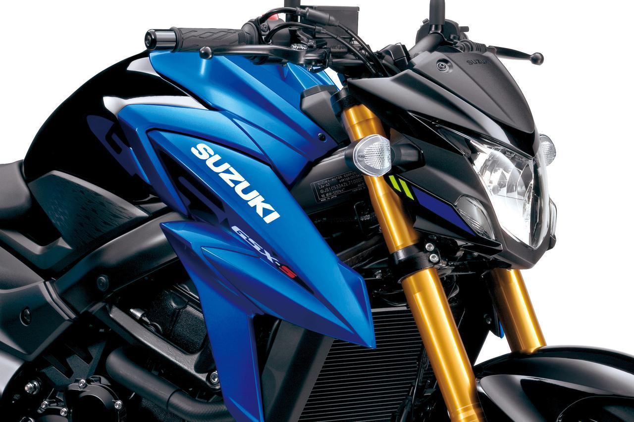 画像7: 【ライバル比較】ヤマハ「MT-09 ABS SP」|カワサキ「Z900」|スズキ「GSX-S750」