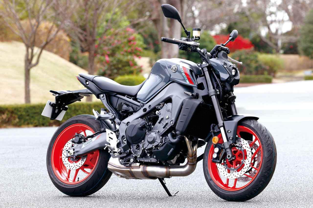画像1: 【ライバル比較】ヤマハ「MT-09 ABS SP」|カワサキ「Z900」|スズキ「GSX-S750」