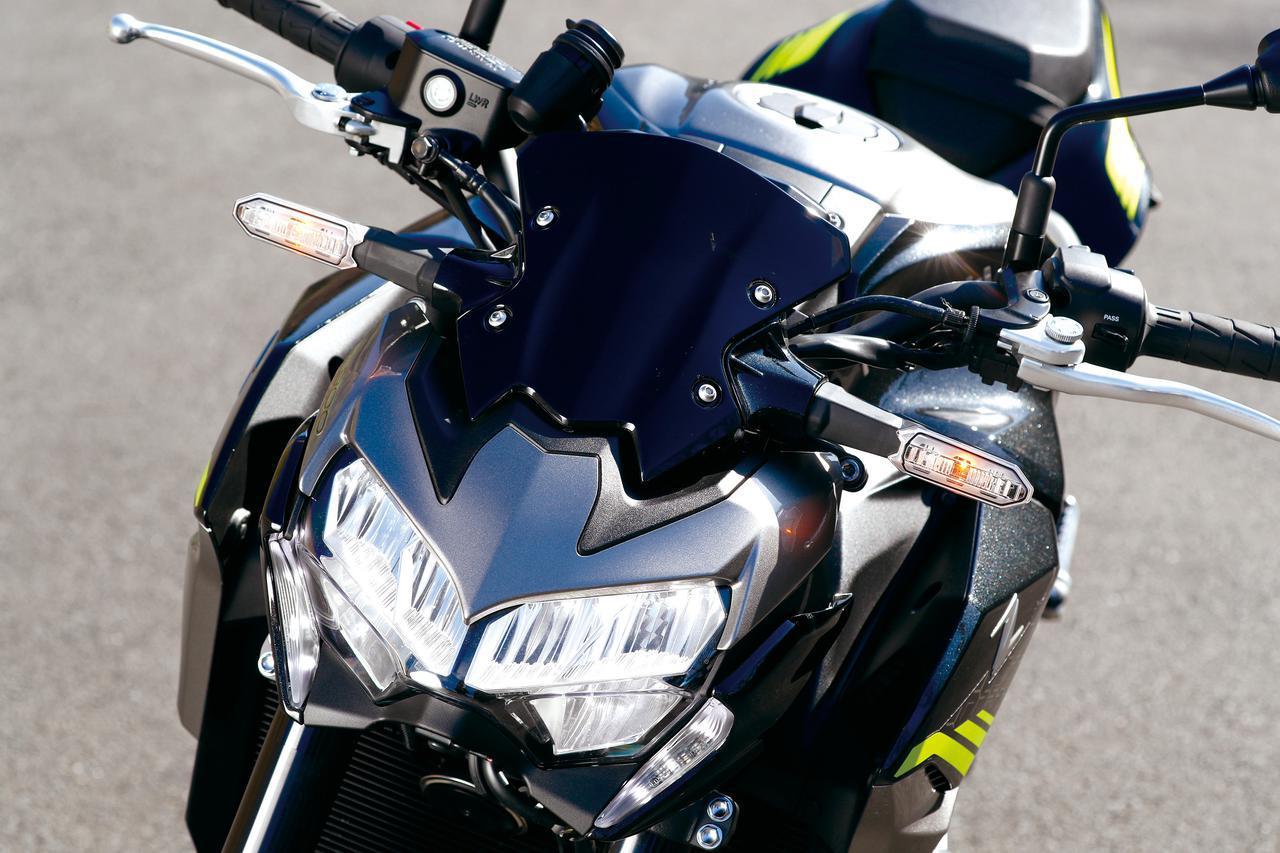 画像5: 【ライバル比較】ヤマハ「MT-09 ABS SP」|カワサキ「Z900」|スズキ「GSX-S750」