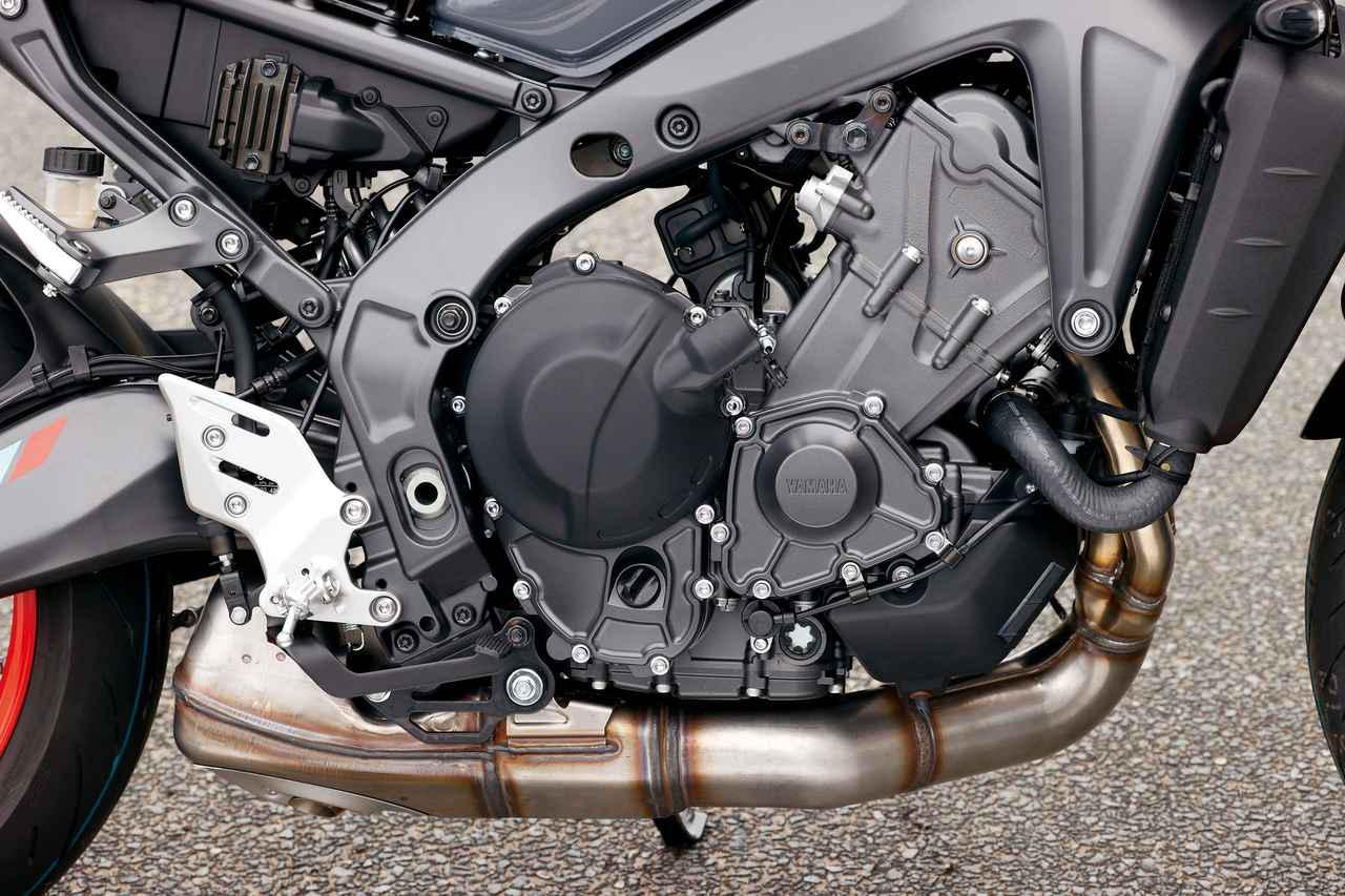 画像1: MT-09・Z900・GSX-S750|エンジン・フレームチェック