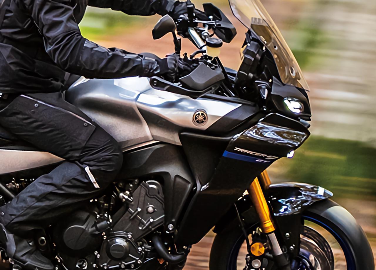 画像: ヤマハ「トレーサー9 GT」発売! トレーサー900から全面的に進化を遂げた、新たなるスポーツツーリングバイク - webオートバイ