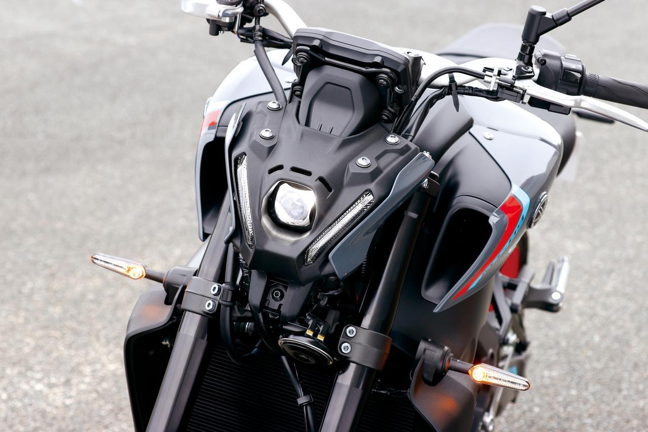 画像3: 【ライバル比較】ヤマハ「MT-09 ABS SP」|カワサキ「Z900」|スズキ「GSX-S750」