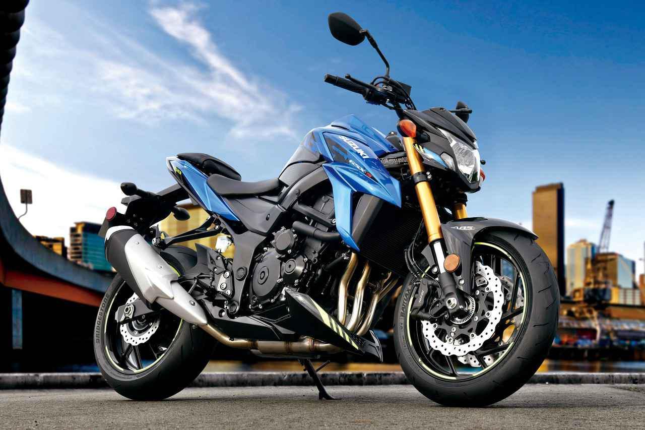 画像2: MT-09・Z900・GSX-S750|スタイリングチェック