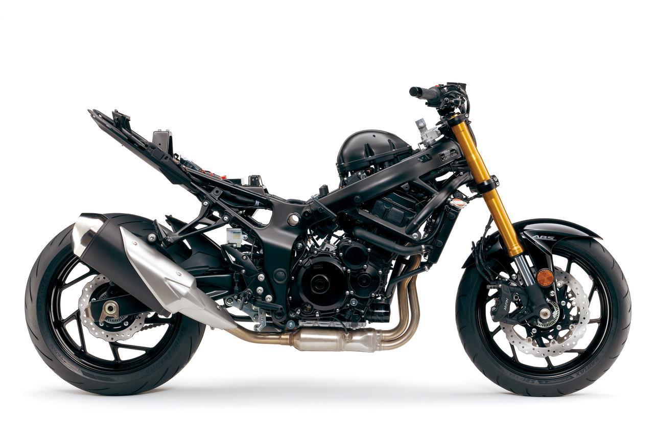 画像6: MT-09・Z900・GSX-S750|エンジン・フレームチェック